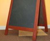 Chalkboard A-Frame